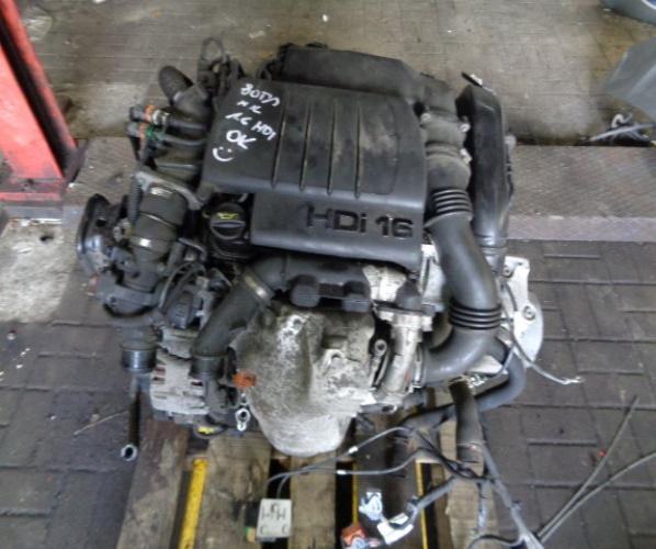 CITROEN C3 PICASSO 08-12 MOTOR .16 16V HDI 10JBBK