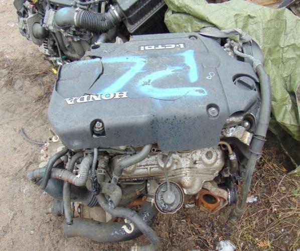 MOTOR HONDA ACCORD 2,2 CTDI 2005 R