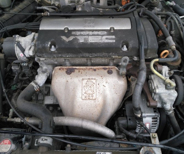 67 MOTOR H22A SWAP HONDA PRELUDE 2.2VTEC CIVIC